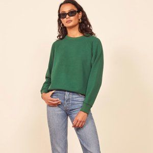 Reformation Rio Classic Sweater